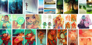 Art Portfolio Design Ideas 10 Epic Tips Tricks For Concept Art Portfolios Today