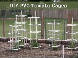 diy pvc furniture. Reclaimed PVC Pipe Tomato Cages Diy Pvc Furniture