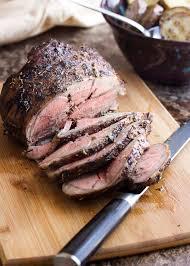 slow roasted greek lamb leg and
