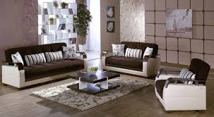 Istikbal Living Room Sets Brown Fabric Convertible Living Room Set Natural Istikbal Furniture