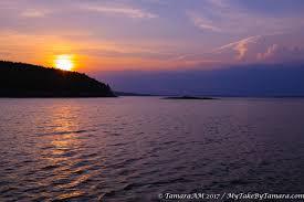 Sunset Sail in Bar Harbor \u2013 My Take, By Tamara
