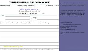 free printable bid proposal forms best landscaping bid proposal template free template 2018