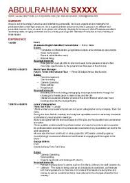 Examples Of Journalism Resumes Use Resume In A Sentence