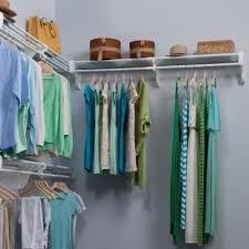 wall mountable closet shelves