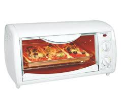red toaster ovens proctor toaster oven broiler 4 slice white