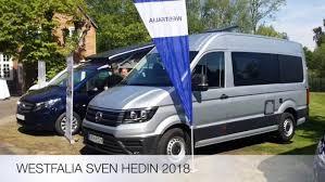 2018 volkswagen westfalia.  westfalia westfalia 2018 der sven hedin auf dem neuen vw crafter and 2018 volkswagen 0