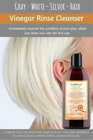 Hair Rinses For Gray Hair