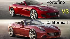 2018 ferrari california t.  2018 ferrari portofino vs california t for 2018 ferrari california t