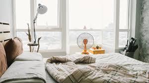 sheet fan benefits and hidden dangers of sleeping with a fan on all night
