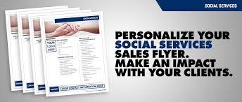 Services Flyer Social Services Flyer Burns Wilcox
