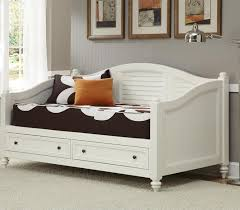 wood daybeds. Brilliant Daybeds White Wood Daybed Intended Daybeds