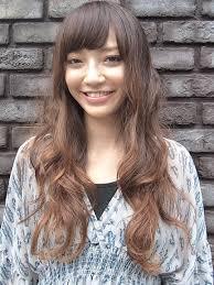 ロング ヘアスタイル髪型ロングレイヤー H ヘアカタログ