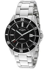 rotary watches men s havana black dial stainless steel gb02800 04 rotary watches men s havana black dial stainless steel gb02800 04