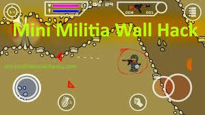 mini militia wall doodle army 2 fly through walls apk