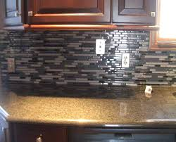glass tile countertop green glass picture