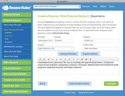 Resume Maker Free Download Amazon Resume Maker Mac [Download] Software 2