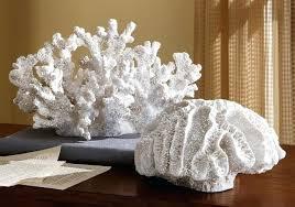 Faux Coral Decorative Accessories