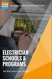 Trade Schools Online 50 Best Electrician Schools In 2018 Browse Top Trade Programs