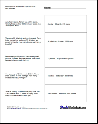 th grade math printable worksheets algebra