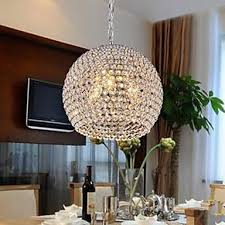 contracted and contemporary creative arts k9 crystal meals chandeliers