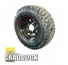 265 75r16 Insa Turbo Dakar Fitted On 7 X 16 Black Modular Set Of 4 Includes Delivery To Uk Mainland Restrictions Apply Apd0072