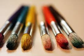 paint brushes and paint. paintbrushes paint brush brushes and r