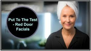 Red Door Facials Put To The Test - Nadine Baggott - YouTube