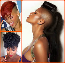 Black Hairstyles Mohawks Jazzy Mohawk Hairstyles For Black Women Hairstyles 2017 Hair