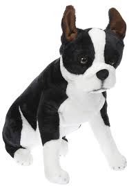 stuffed boston terrier dog toy image gallery  hcpr