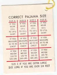Mens Extra Small Size Chart Vintagevixen Com Vintage Clothing Blog Letter Sizes In