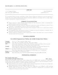 First Resume Template Berathen Com