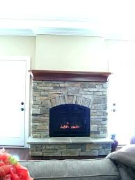 gas fireplace vent