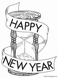 Small Picture 27 best New Year Coloring Pages images on Pinterest Coloring