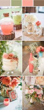 Coral Color Combinations Best 25 Coral Wedding Colors Ideas Only On Pinterest Coral