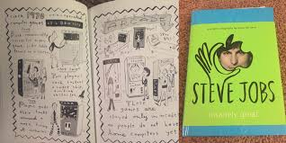 steve jobs graphic bio is insanely great for older kids geekdad