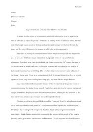 Writing An Essay In Mla Format Mla Formatting For Essays Example Research Paper Format Mla Format