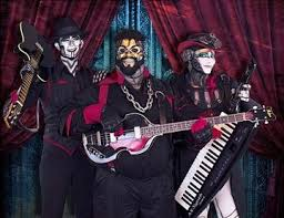 Steam Powered Giraffe - Wikipedia