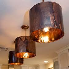 image vintage drum pendant lighting. artmetal ideas wwwaiasse mediterranean kitchen copper pendant light by image vintage drum lighting