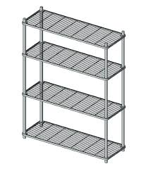 Walmart Utility Shelves New Metal Storage Shelves Walmart Vbuildco
