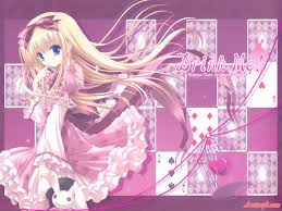 Cute Pink Backgrounds Anime - Pink ...