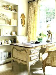 country home office. French Country Office Furniture Style Cottage Home Y
