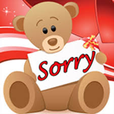 Sorry Cards Maker.customise And Send Sorry Greeting Card - Youtube