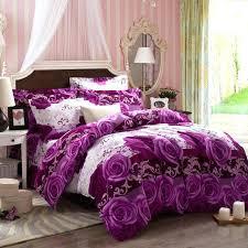 royal purple bedding set excellent thick warm purple comforter sets hemming duvet cover king size art