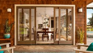 sliding glass door. Sliding Glass Doors - 4 Panel Door C
