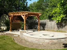 paver patio with pergola. Pergolas And Pavers Traditional-patio Paver Patio With Pergola