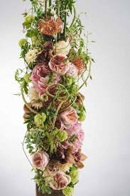 What Are Mechanics In A Floral Design The Mechanics For Trendy Vertical Floral Designs Modern