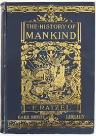 the history of mankind friedrich ratzel 1897