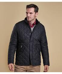 Men's Barbour Chelsea Sportsquilt Jacket & Men's Barbour Chelsea Sportsquilt Jacket - Black Adamdwight.com