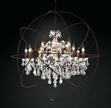 led antique hotel church chandelier crystal lighting