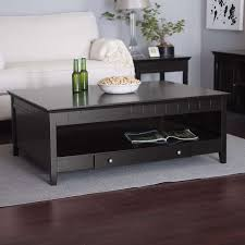 large black coffee table regarding best and newest square black coffee tables view 13 of